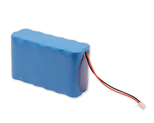 12v Lithium Ion Cylindrical Battery Pack For Back UP Solar Street Light
