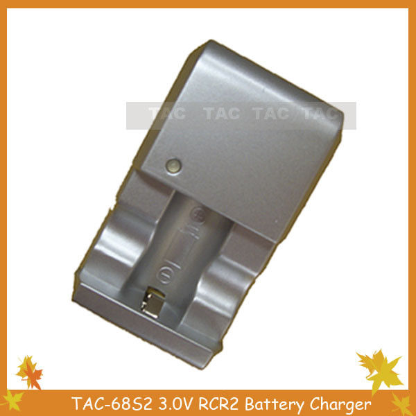 Lithium Battery Charger Of RCR2 Battery For Massage Electronic Stylus